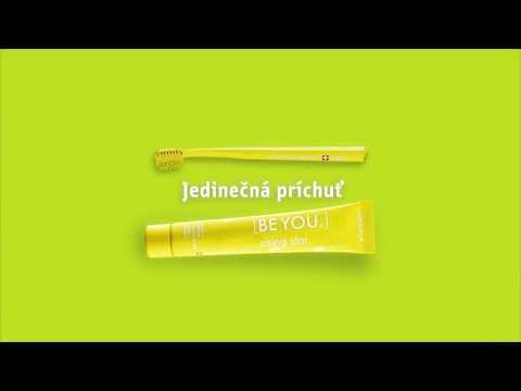 Be You - Nové zubné pasty od CURAPROX