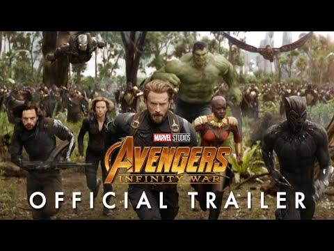Marvel Studios' Avengers: Infinity War Official Trailer