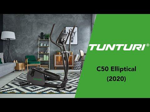 Tunturi Performance C50 Elliptical [EN] | Tunturi Fitness