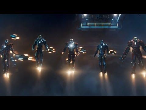 Iron Man 3 – Official Trailer UK Marvel | HD