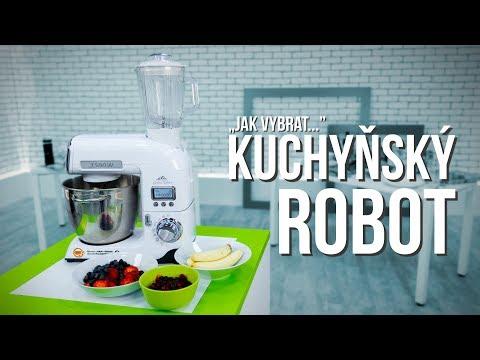 Jak vybrat kuchyňský robot | AlzaTube | Alza.cz | Video průvodce