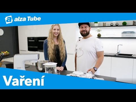 Jak správně používat kuchyňský robot | Vaření s Honzou Krobem | Alza Tube