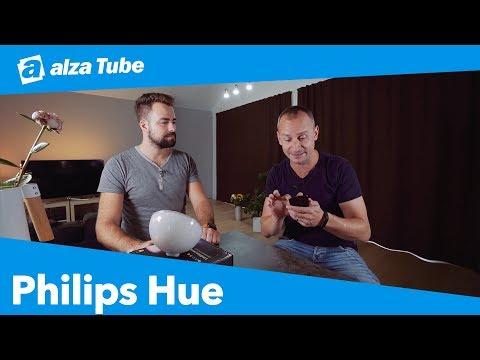 Philips Hue: Chytré osvětlení | Alza Tube