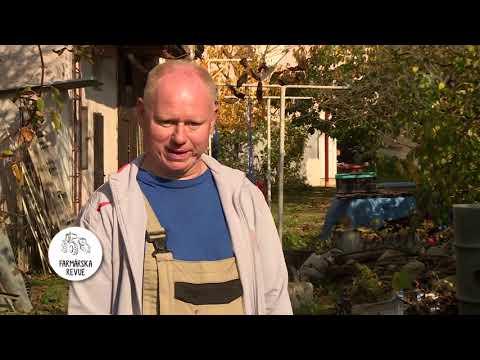 FR40 Pestovanie cesnaku