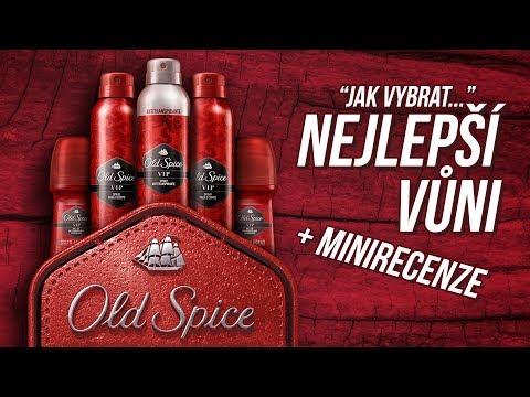 Jak vybrat nejlepší vůni & Old Spice Minirecenze   AlzaTube   Alza.cz