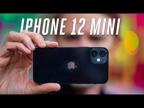iPhone 12 mini review: the favorite