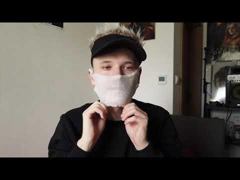 Ako si doma spraviť účinné rúško (zabudnite na šitie a respirátory)