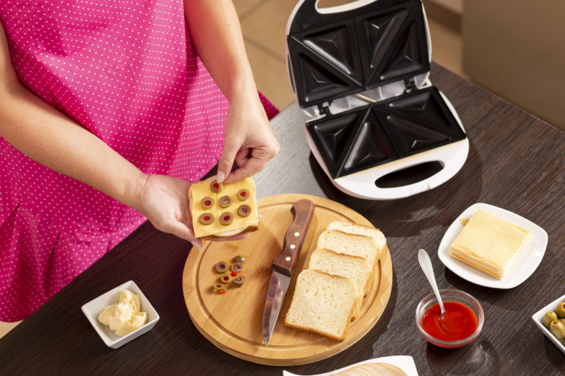 vyberomat sk sandwich maker
