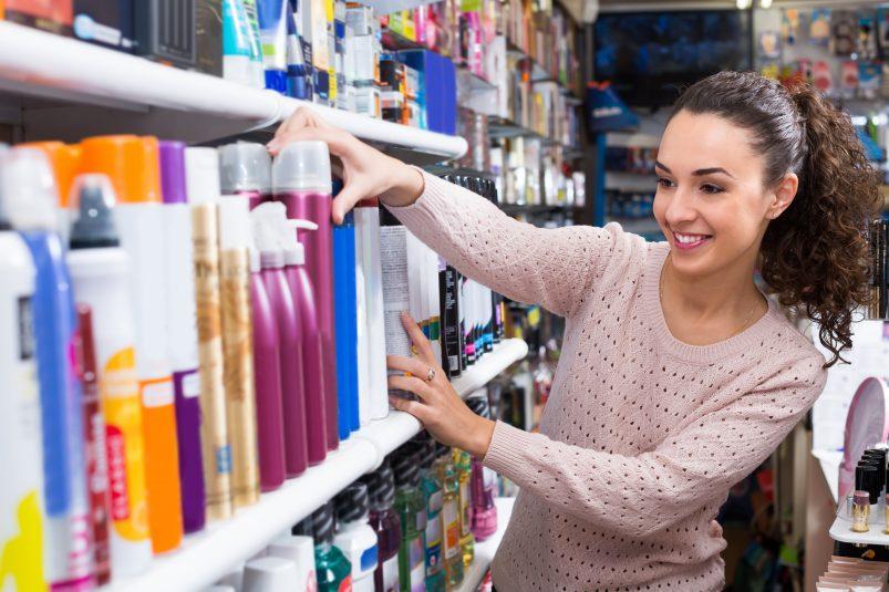 vyberomat sk shampoo dry