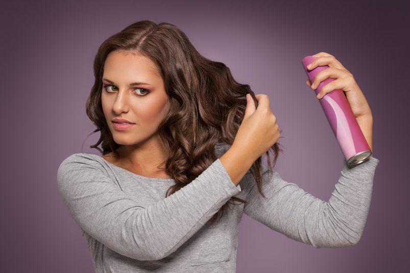 vyberomat sk hair spray