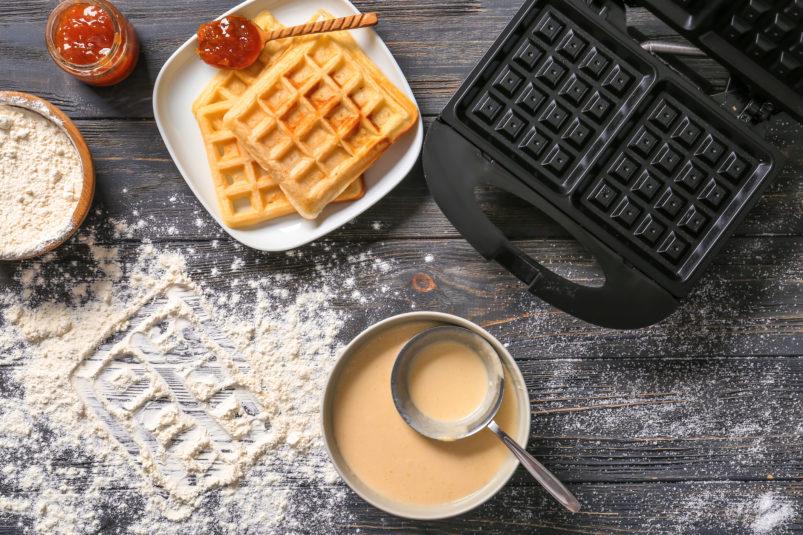 vyberomat sk waffle iron