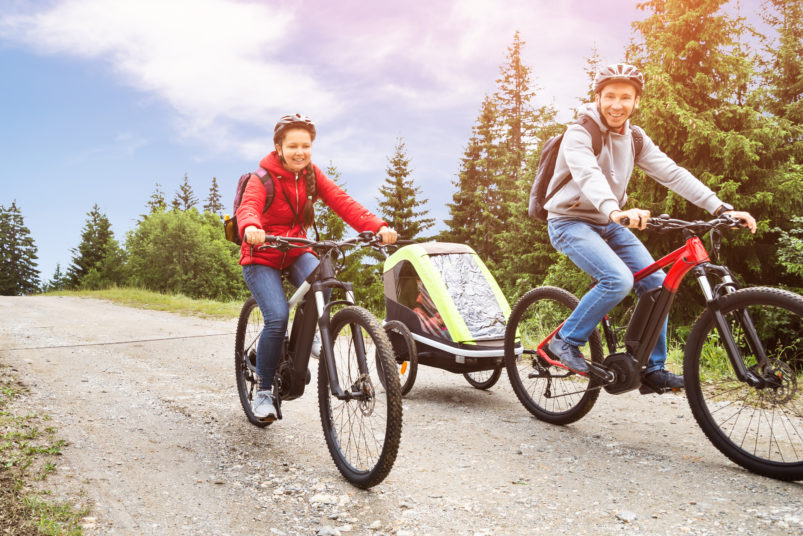 vyberomat sk bike trailer