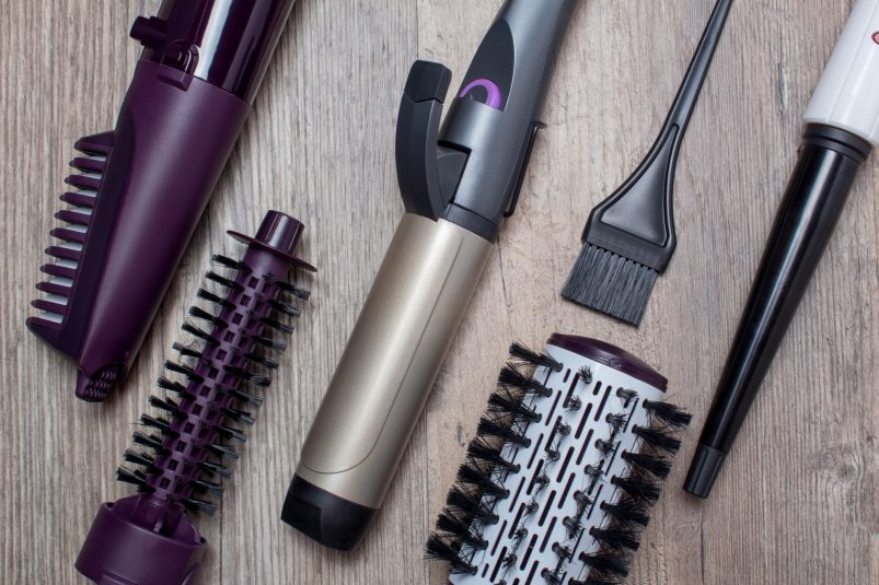 vyberomat sk curling iron