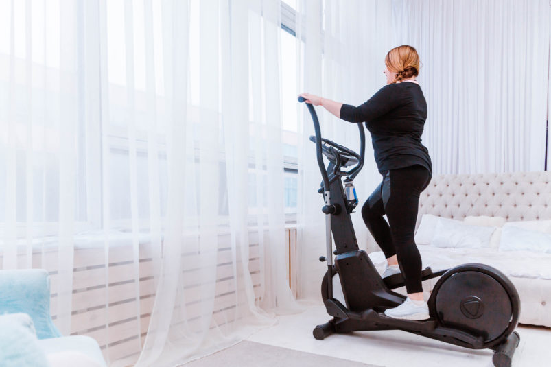 vyberomat sk elliptical trainer
