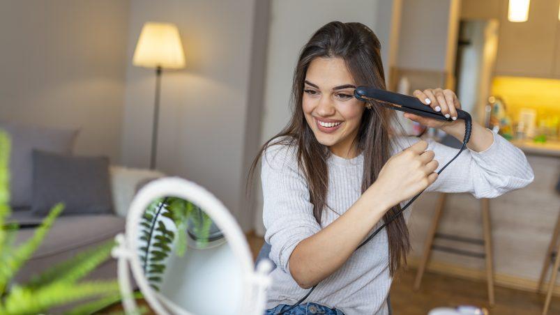 vyberomat sk hair straightener