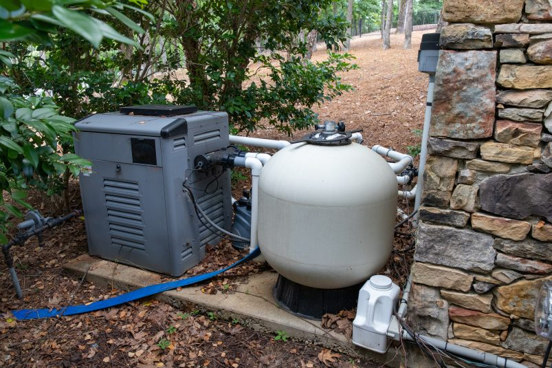vyberomat sk pool filtration