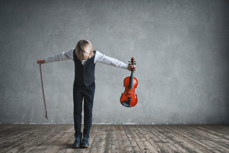 vyberomat sk violin