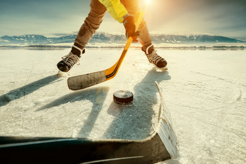 vyberomat sk hockey stick
