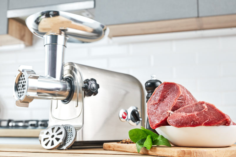 vyberomat sk meat grinder