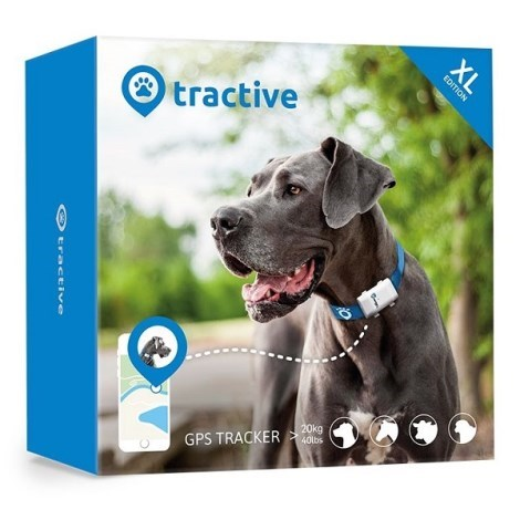 vyberomat sk tractive gps tracking xl