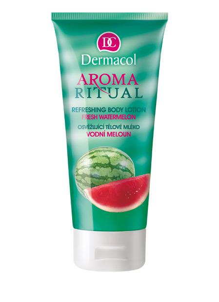 vyberomat sk dermacol aroma ritual body lotion fresh watermelon ml