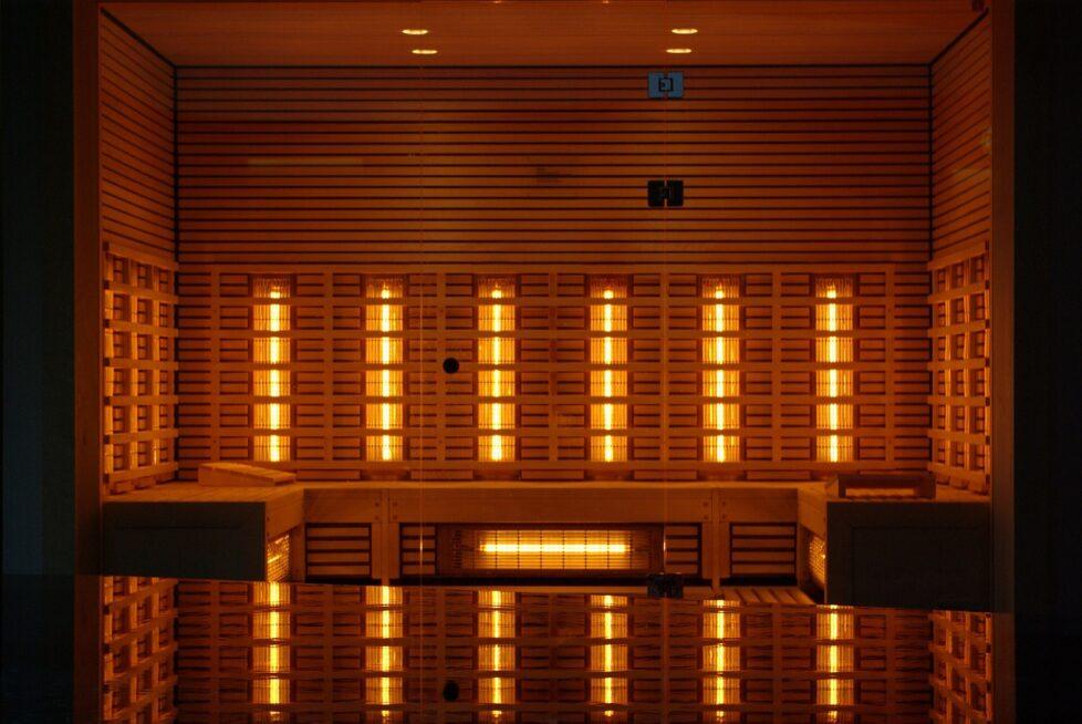 vyberomat sk infrared sauna