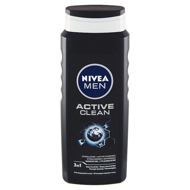 vyberomat sk nivea men active clean ml