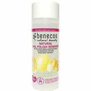 vyberomat sk benecos bio natural nail polish remover ml