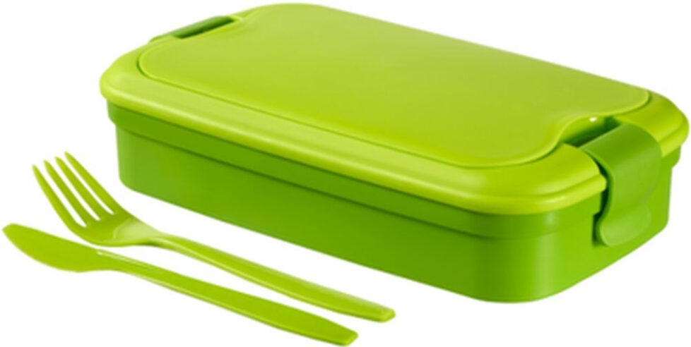 vyberomat sk curver desiatovy box lunch go box zeleny