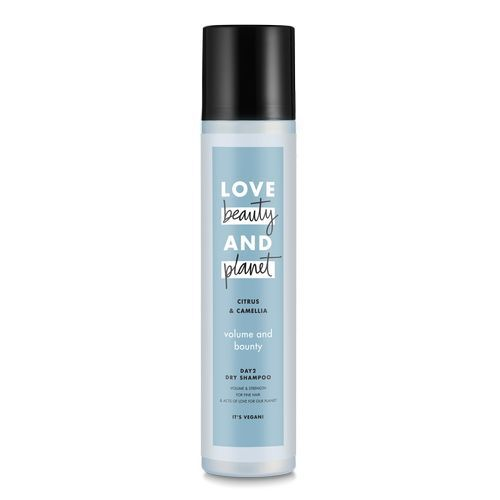 vyberomat sk love beauty and planet volume and bounty dry shampoo