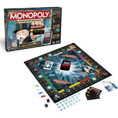 vyberomat sk monopoly ultimate banking sk